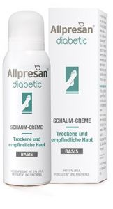 Allpresan DIABETIC BASIC 5% mocznik 125 ml