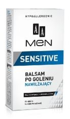 AA Men Sensitive Balsam po goleniu nawilżajšcy  100ml